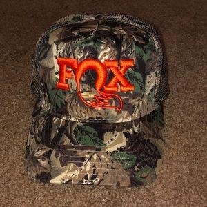 Fox camo SnapBack